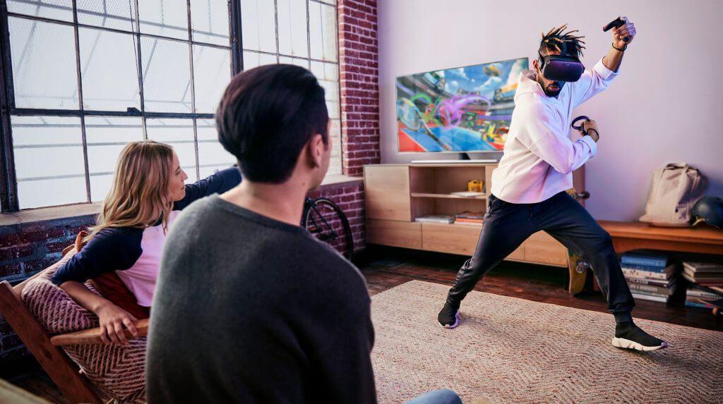 virtual reality family birthday Bangkok