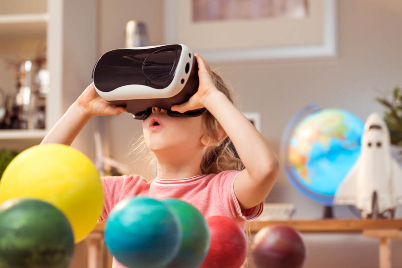 virtual reality kids birthday Bangkok