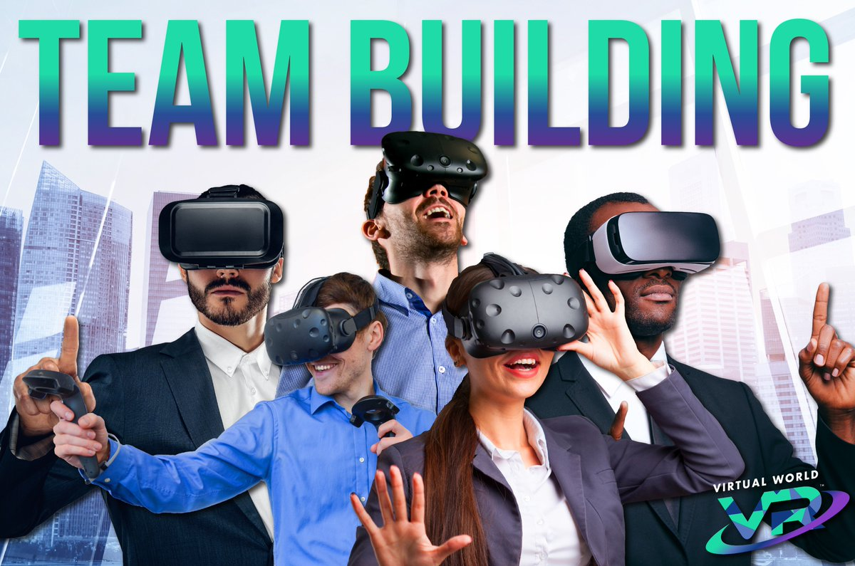 Virtual reality for team building event in Bangkok