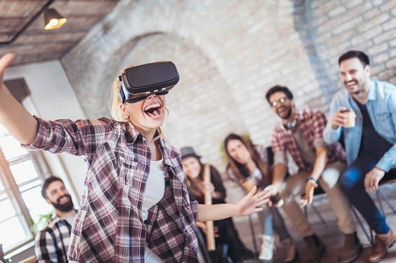 virtual reality in Bangkok