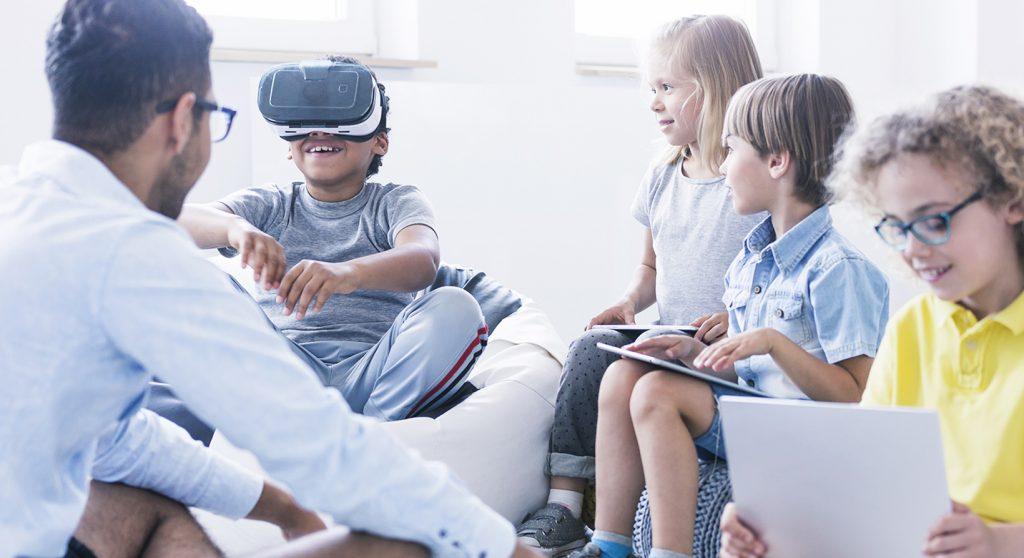 kids birthdays in Bangkok - Virtual reality rental
