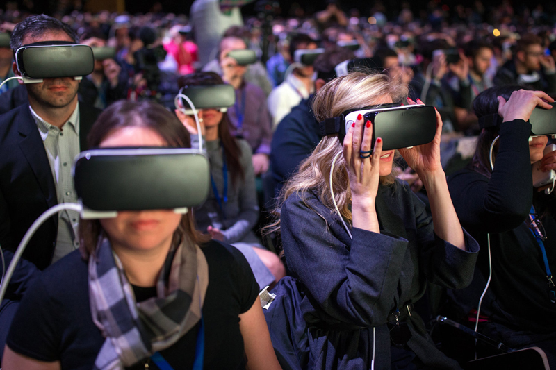 Virtual reality for your corporate event in Bangkok