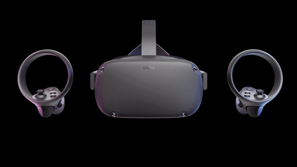 Virtual Reality head set