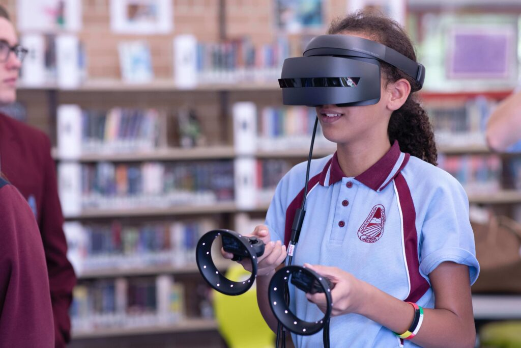Virtual Reality for Schools