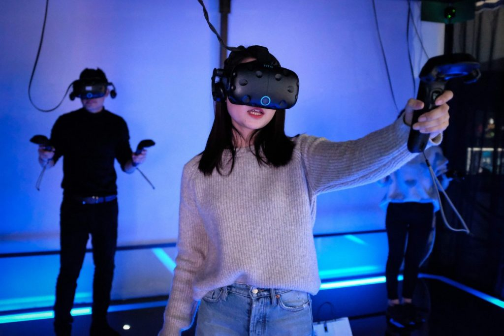 Other VR experiences in Bangkok