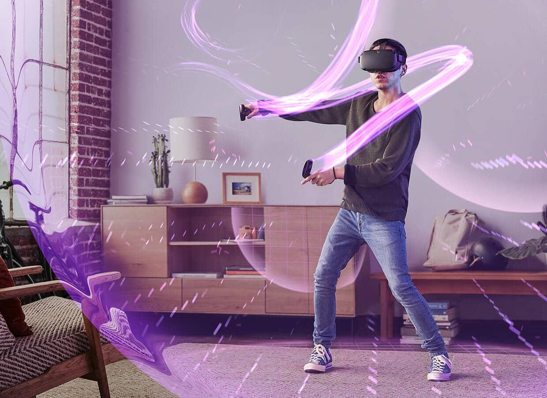 Play virtual reality in Bangkok