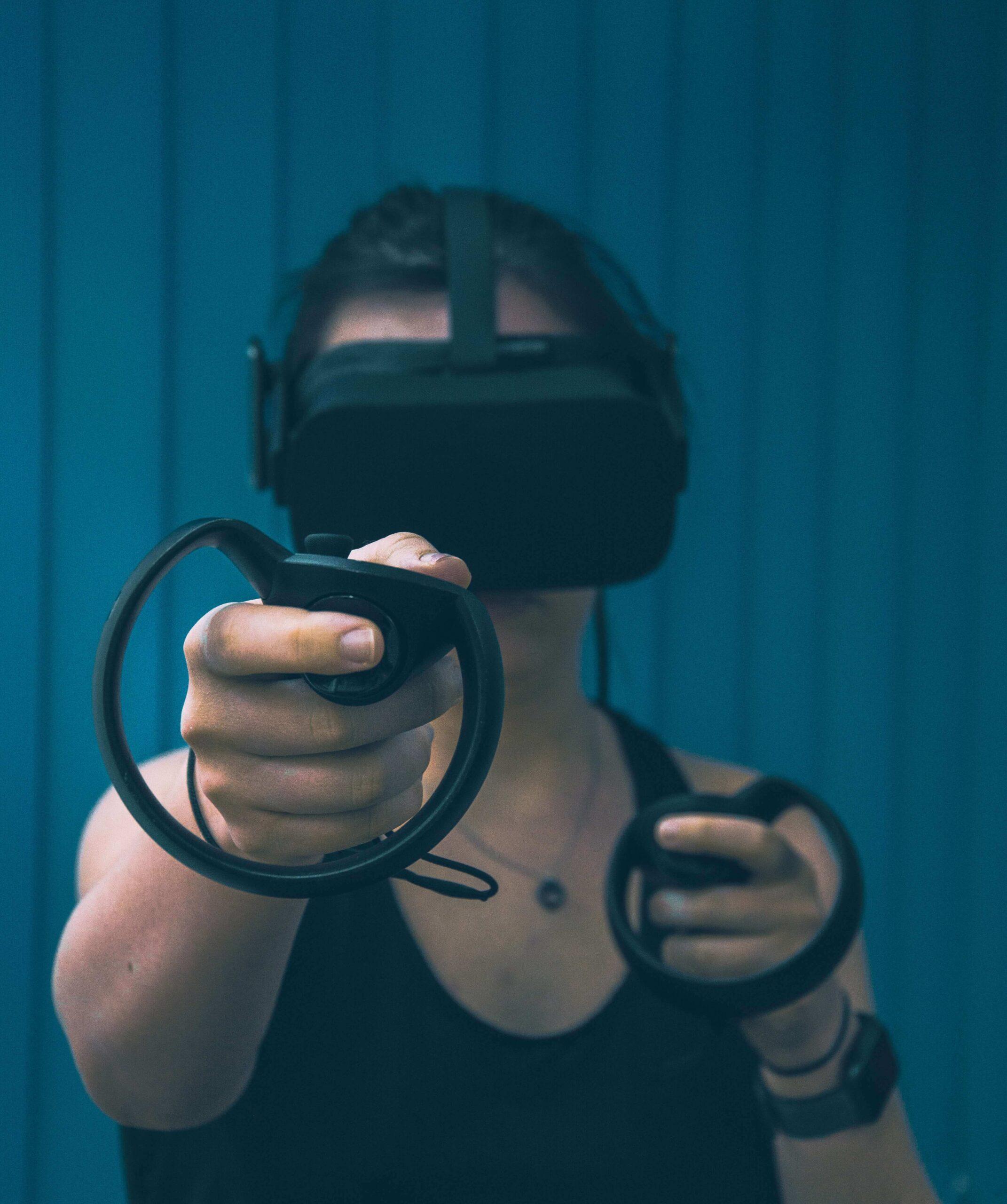 virtual reality gaming in Bangkok