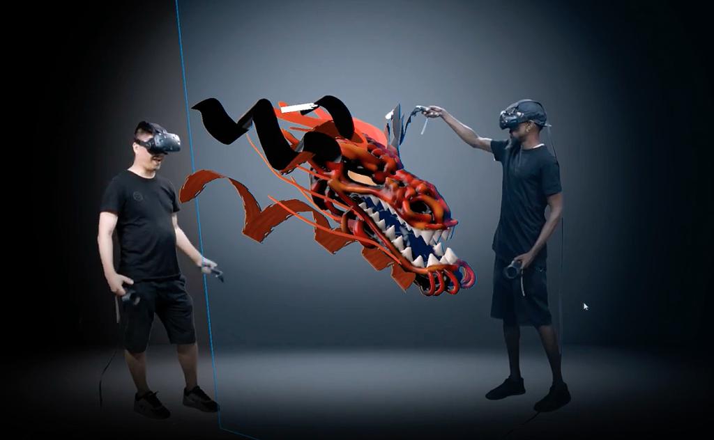 Exhibition VR Bangkok