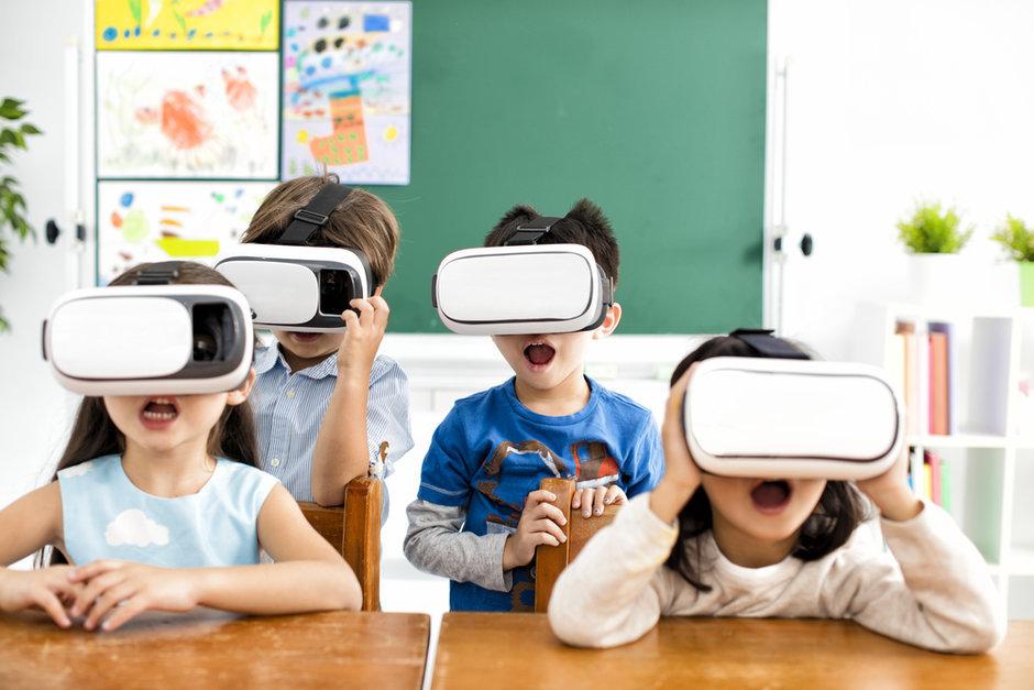 VR kids experiences in Bangkok