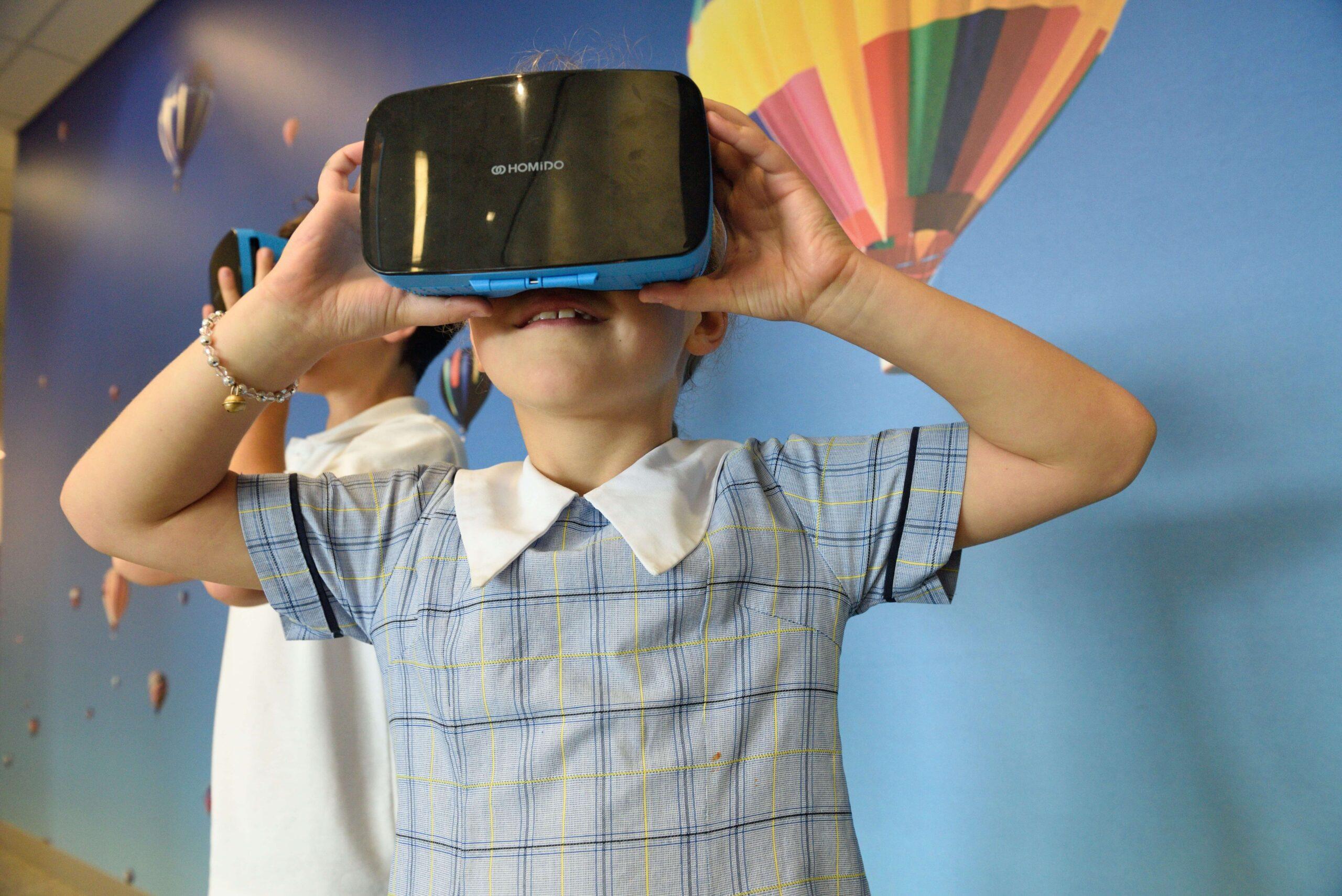 Virtual Reality Birthday