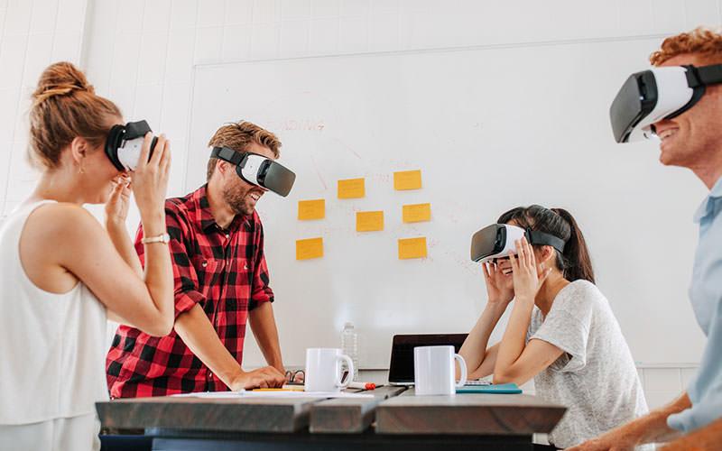 Education VR in Bangkok