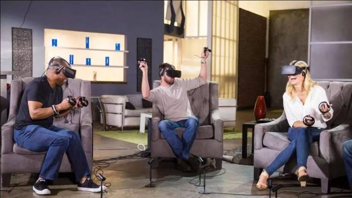 VR Experience in Bangkok