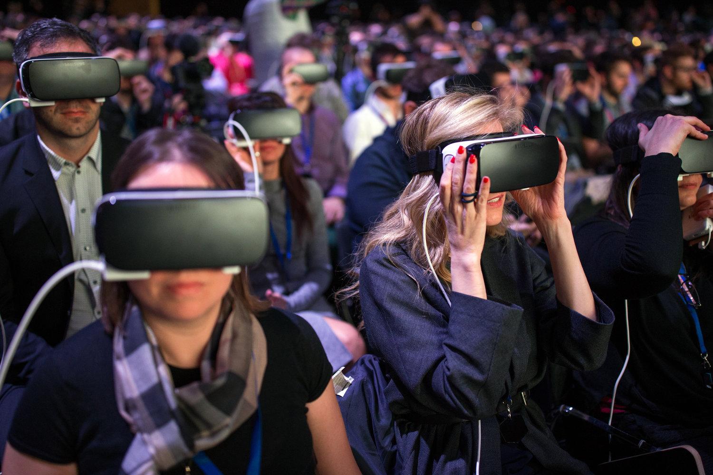 VR Event in Bangkok